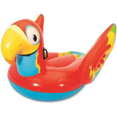 Bestway Pool Float Parrot 200x155x109cm Inflatable Swimming Floating Raft • 27.59£