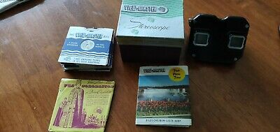 View Master Viewer And Reels • 15£