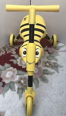 Scuttle Bug Bee Scooter Vgc • 12.50£
