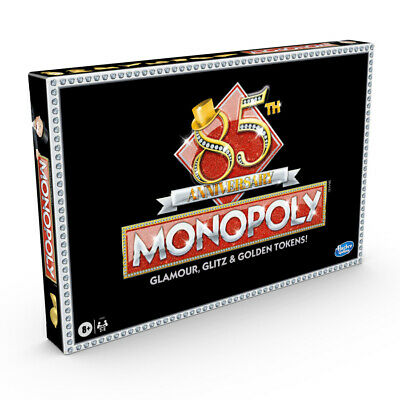 Monopoly 85th Anniversary Edition Family Game • 23.99£