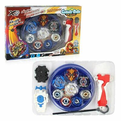 Boxed Bayblade Beyblade Burst 4D Set With Launcher Arena Metal Fight Battle • 10.59£