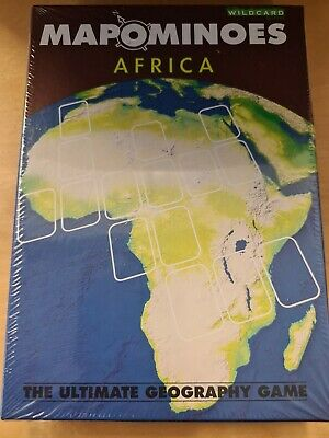 Mapominoes Africa : The Ultimate Geography Game • 5£