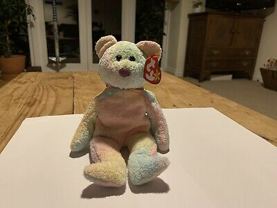 Ty Retired Beanie Baby Groovy VGC With Tags ©1999 • 0.99£
