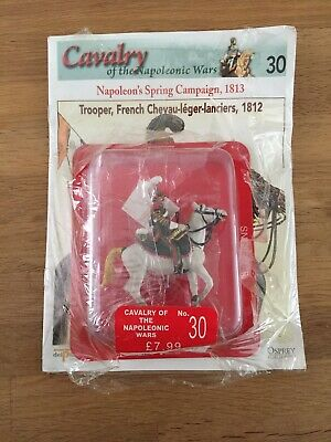 Del Prado Cavalry Of The Napoleonic Wars Issue 30 French Chevau-léger-lanciers • 6£