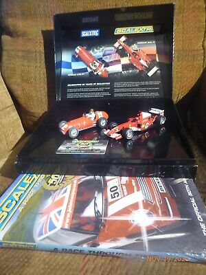 Scalextric C2782a Celebrating 50 Years Of Scalextric Limited Edition Boxed Set • 41£