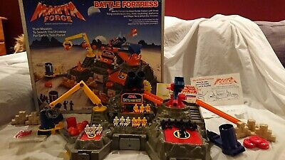 Manta Force Battle Fortress Boxed And Complete • 25£