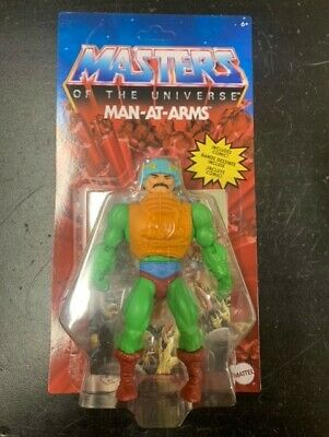 Masters Of The Universe Origins Wave 1:  Man-At-Arms *IN STOCK* • 20.99£