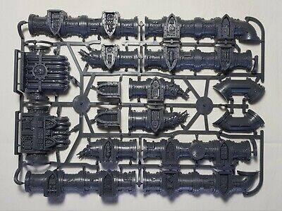 Warhammer 40k Command Edition Fuel Pipes Terrain Complete New On Sprue • 3.50£