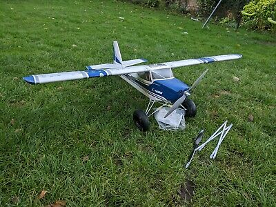 Avios Grand Tundra Radio Controlled Model Aeroplane. • 148£