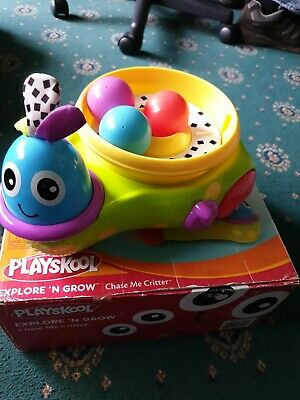 Playskool Chase Me Critter Crawling Toy • 4.99£