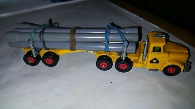 Matchbox King Size K-10/19 Scammell Pipe Truck • 7.50£