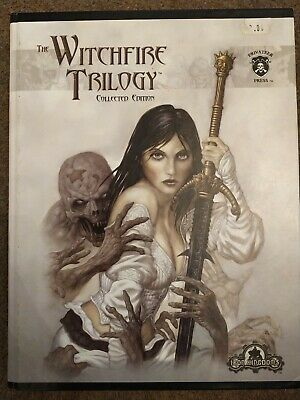 The Witchfire Trilogy Collected Edition Iron Kingdoms RPG • 20£