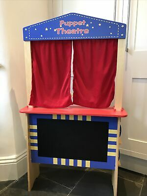 Puppet Theatre And Play Shop • 4.75£