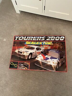 Hornby Scalextric Tourers 2000 • 19.99£
