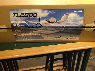 Hobbyking TL2000 1160mm Wingspan Including Floats Receiver Ready Includes Lipo  • 0.99£
