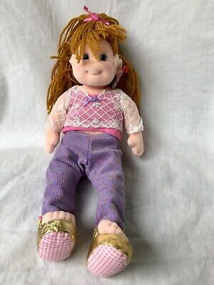 Rockin' Rosie Ty Beanie Boppers Doll New With Tags • 8.99£