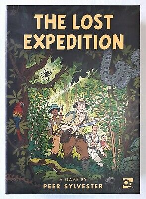 THE LOST EXPEDITION Card Game • 12.99£
