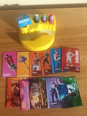 Fortnite Bundle- Mighty Beanz Plus Trading Cards • 2.99£