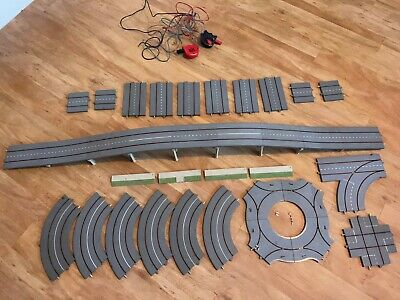 Triang Minic Motorway Track Incl Flyover, R-a-B, Crossroads, Controllers, Etc • 20£