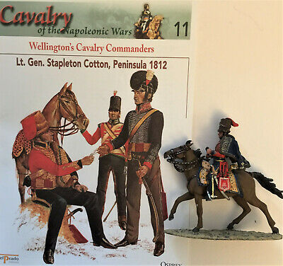 Del Prado Cavalry Of Napoleonic Wars (No. 11) With Magazine • 10.50£