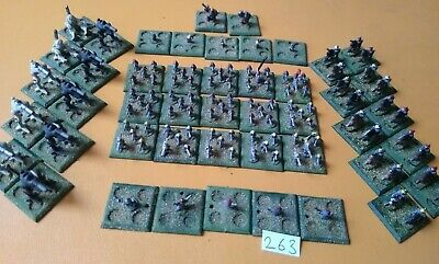 Epic Scale Imperial Guard Troops Warhammer Armageddon 40k Astra Militarum • 29.99£