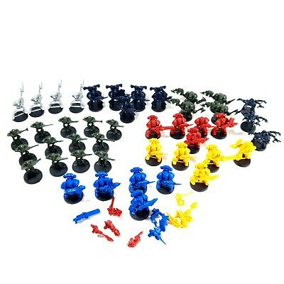 Space Crusade Warhammer Miniature Figures - Marines Chaos Ork Weapons Multi List • 7.99£