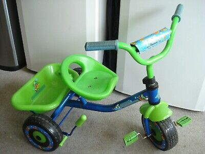 Space Patrol Tricycle, Push And Ride • 22.50£