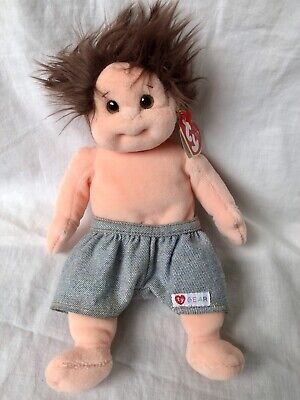 Tumbles Ty Beanie Kids Kid Baby Boy Doll New With Tags • 7.99£