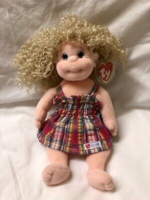 Blondie Ty Beanie Kids Kid Doll New With Tags • 12.99£
