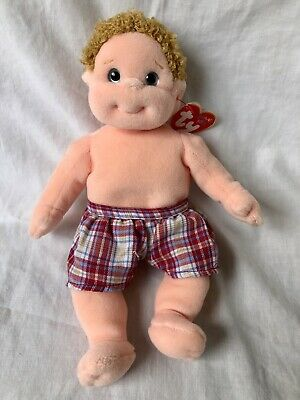 Boomer Ty Beanie Kids Kid Baby Boy Doll New With Tags • 7.99£