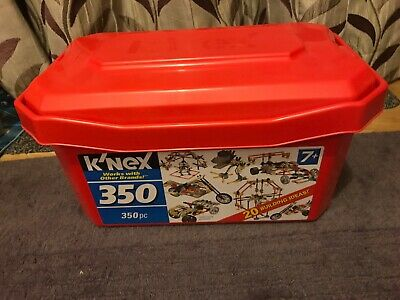 Knex Mixed Sets In Tub With Instructions • 4.60£