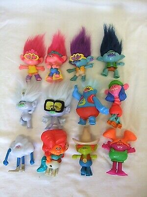 McDonalds Happy Meal Trolls World Tour X 12 Full Set • 21.50£