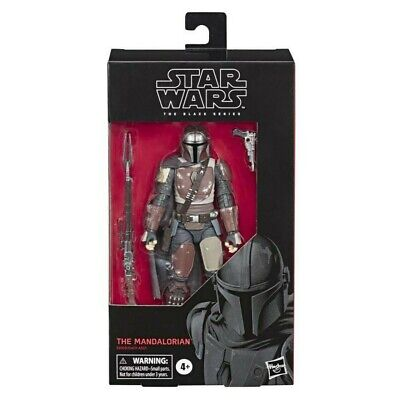 "Star Wars Black Series 6"" - THE MANDALORIAN (IN STOCK!) • 25.99£"