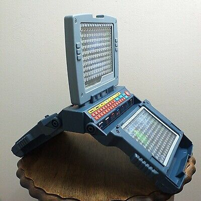 Battleship Deluxe Movie Edition Game Electronic Hasbro 2011 Tested Incomplete • 45.99£
