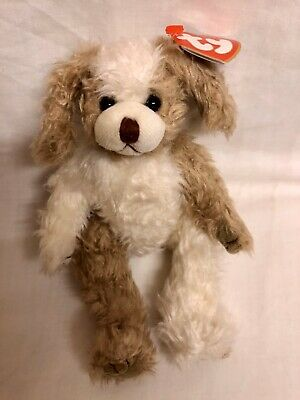 Scruffy The Dog Ty Attic Treasures New Tags Articulated Legs Soft Toy. • 7.99£