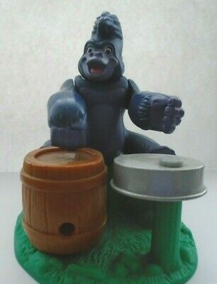Disney's Tarzan Toy 1999 - TERK WIND-UP GORILLA  • 2.99£