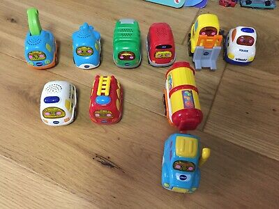 Vtech Toot Toot Cars Bundle • 16£