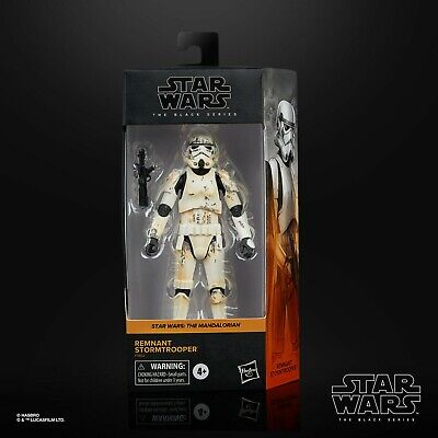 Star Wars Black Series 6  Remnant Stormtrooper IN STOCK • 22.99£