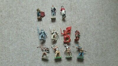 Vintage Toy Soldiers Including ECW, Vikings Spartan By Cherilea, Britains Etc • 3.99£