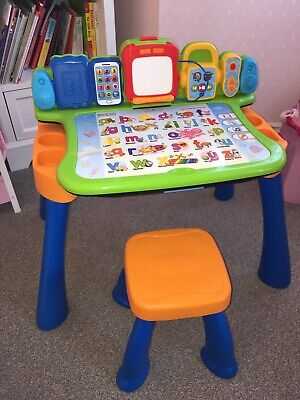 VTech Touch And Learn Activity Desk Multi-colour • 27£