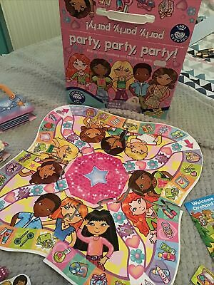 Party Party Party - Orchard Toys - Board Game Age - 5 - 9 • 3.50£