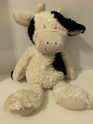 Cow Toy - Marks And Spencer Teddy • 5.99£