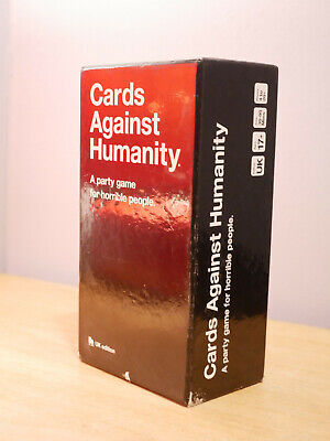 Cards Against Humanity UK • 10£