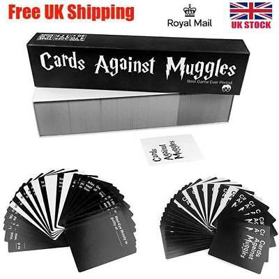 Cards Against Muggles 1440 Cards Harry Potter Limited Edition - Xmas GIft _ UK • 37.98£