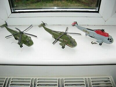 Dinky Sea King Helicopter • 13£