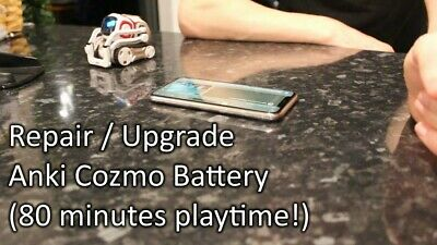 Anki Cozmo Battery Replacement/Upgrade Service • 35£