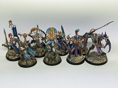 Warhammer Direchasm Starter Set PAINTED Games Workshop Age Of Sigmar • 234.06£