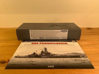 Atlas Editions Legendary Warships Of Wwii, Uss Pennsylvania • 20£