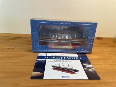 Atlas Editions Legendary Liners Collection, Ss Great Eastern - Factory Sealed • 25£