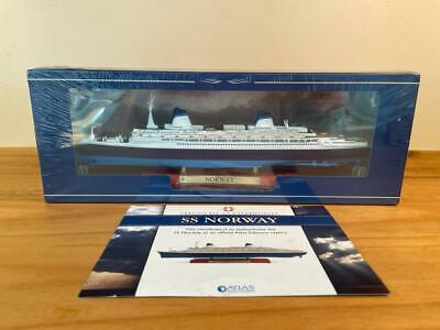 Atlas Editions Legendary Liners Collection, Ss Norway - Factory Sealed • 100£